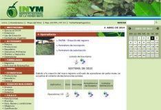 Portal web del Instituto de la Yerba Mate