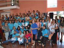 Los orgullosos congresales de UDPM