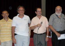 Foto: Anibal Silvero, Omar Closs, Buby Ruppel, Esteban Abad