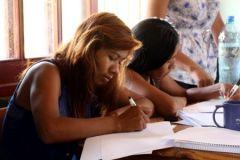 Alumna de Guaraní