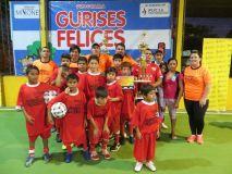 Los chilenos se quedaron con la Copa Challenger