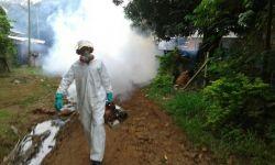 Trabajos de bloqueo en Iguazú