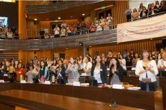 """Exitosa nueva edición del """"Parlamento de la Mujer"""""""