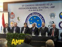 Foto: Congreso en Asunción