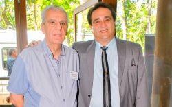 Foto: José Luis Lingeri y Adrián Bernal