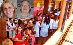 Los alemnenses Marlene Da Luz y Arnoldo Idzi resultaron electos