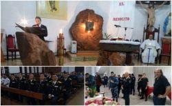 La Misa se llevó a cabo en la Iglesia Santa Teresita