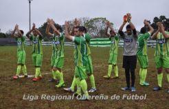 Gentileza: Liga Regional Obereña de Fútbol